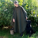 Deerhunter Regenponcho Greenville M-2XL